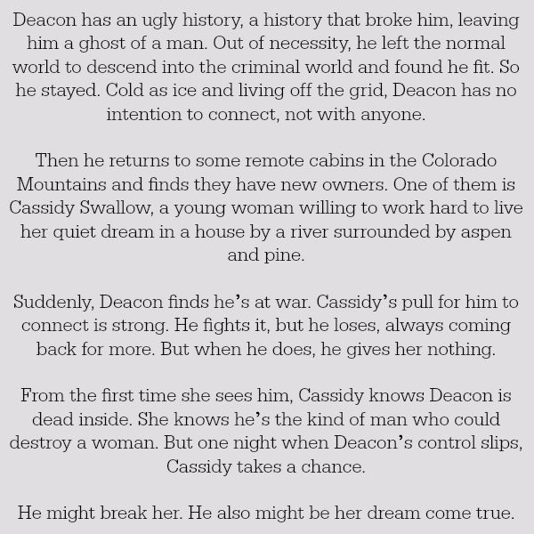 Deacon (Unfinished Heroes Series)