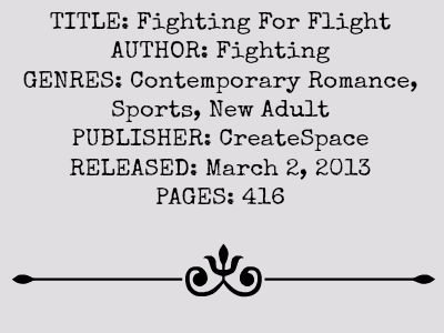Fighting For Flight (Fighting Series)
