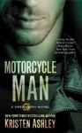 Motorcycle Man (Dream Man Series, Book #4) by Kristen Ashley | Reviews on www.bxtchesbeblogging.com