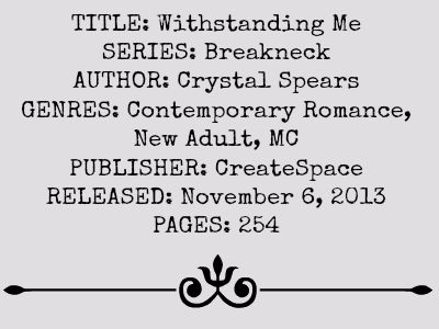 Withstanding Me (Breakneck Series)