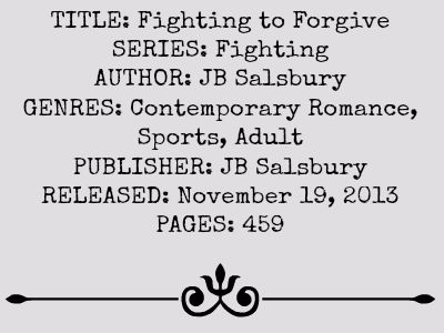 Fighting to Forgive (Fighting Series)