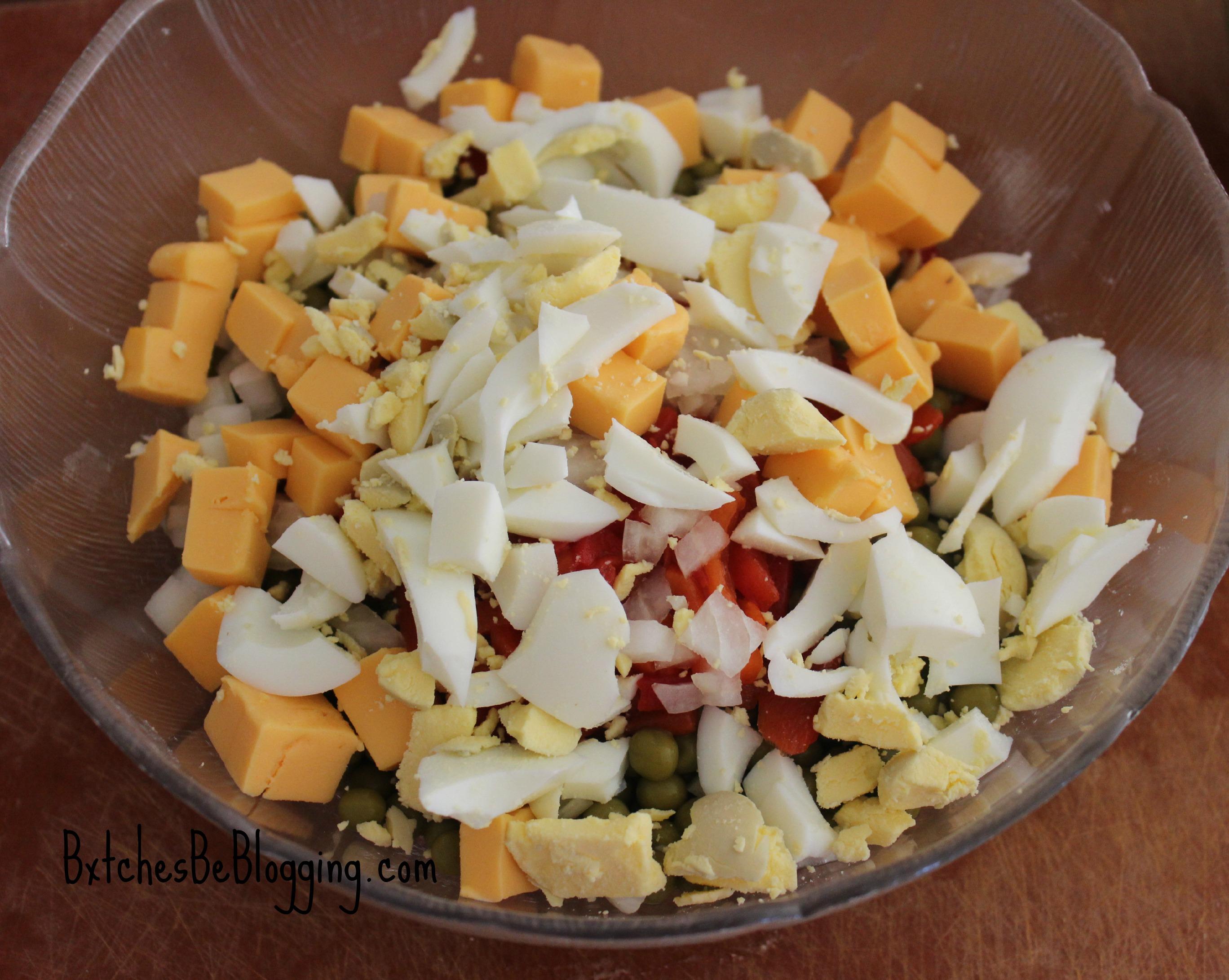 Pea Salad1