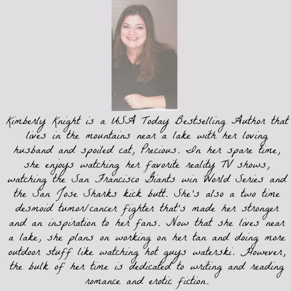 Kimberly Knight Bio | www.bxtchesbblogging.com