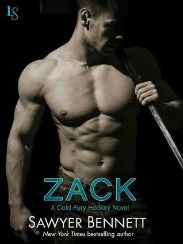 Zack: A Cold Fury Hockey Novel