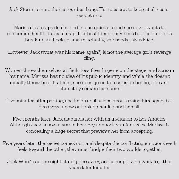 Jack Who? (Silver Strings G-Series, Book #1) Review on www.bxtchesbeblogging.com
