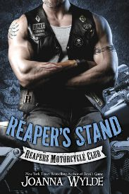 Reaper's Stand (Reaper's MC #4) Review on www.bxtchesbeblogging.com
