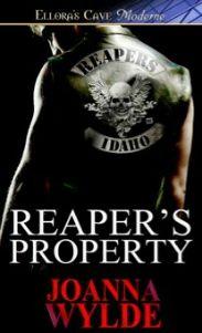 Reaper's MC #1 Cover