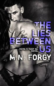 The Lies Between Us (Devil's Dust MC #4) review on www.bxtchesbeblogging.com