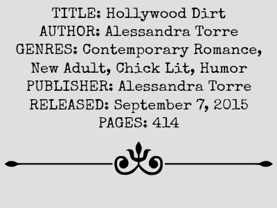 Hollywood Dirt review on www.bxtchesbeblogging.com