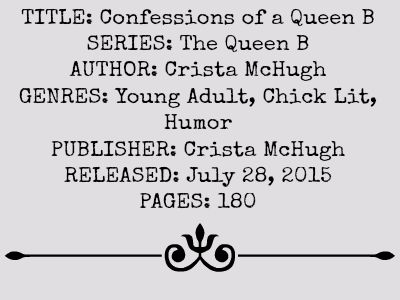 Confessions of a Queen B (Book #1) review on www.bxtchesbeblogging.com