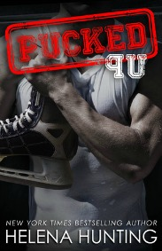 Pucked Up (Pucked Series, Book #2) by Helena Hunting | Review on www.bxtchesbeblogging.com