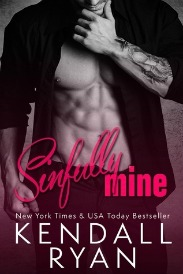 Sinfully Mine (Lessons with the Dom Series, Book #2) | Review on www.bxtchesbeblogging.com
