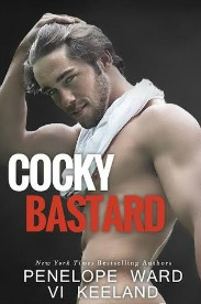 Cocky Bastard by Penelope Ward and Vi Keeland | Review on www.bxtchesbeblogging.com