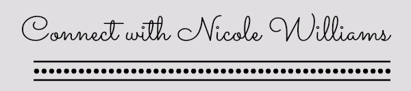Nicole Williams Tag