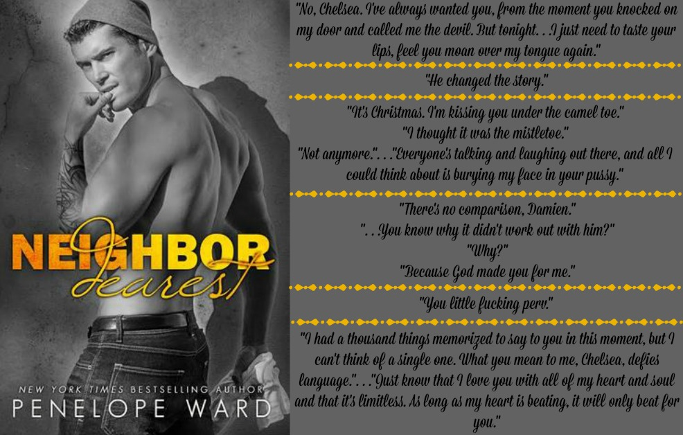 Neighbor Dearest by Penelope Ward | Review on www.bxtchesbeblogging.com