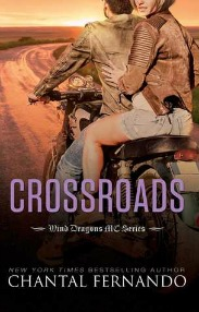 Crossroads (Wind Dragons MC Series, Book #6) by Chantal Fernando | Review on www.bxtchesbeblogging.com