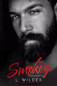 Smokey (Satan's Fury MC Series, Book #5) by L. Wilder | Review on www.bxtchesbeblogging.com