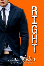 Right (Wrong Series, Book #2) by Jana Aston | Review on www.bxtchesbeblogging.com